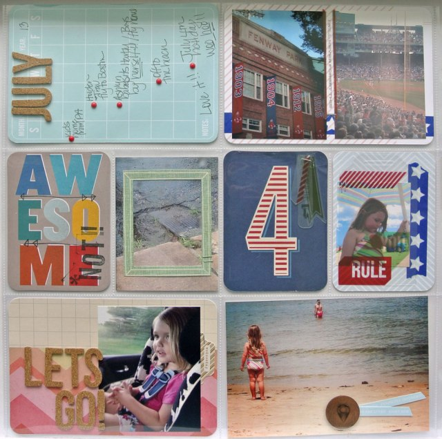Project-Life-July-4th-A