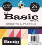 Basic Stack Bright & Pastels