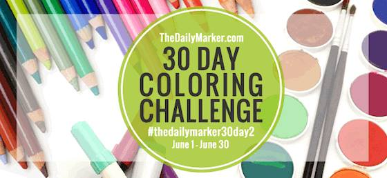 30 Day Color Challenge 2